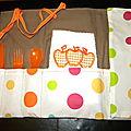 kit picnic orange