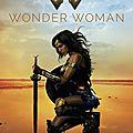 Wonder woman: the official movie novelization de nancy holder