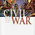 Civil war tome 4 journal de guerre de paul jenkins, ramon bachs et lee weeks