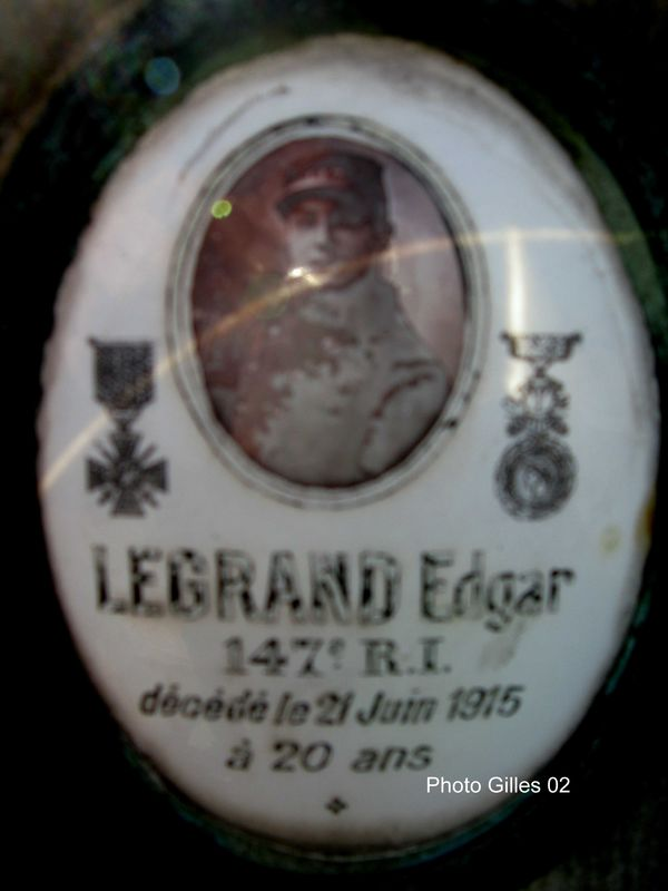 LEGRAND Edgard