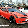 Chevrolet camaro ss de 2014 (rencard vigie fevrier 2014)