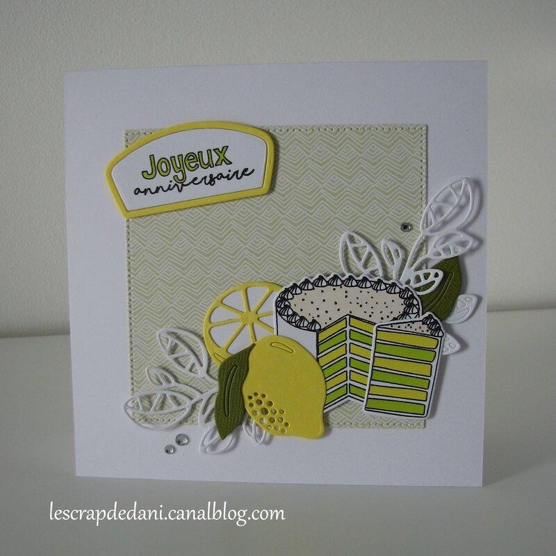 dani carte lemon cake