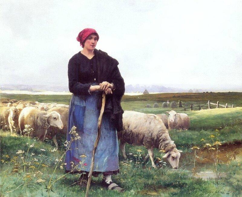 6-Julien-Dupre-shepherd
