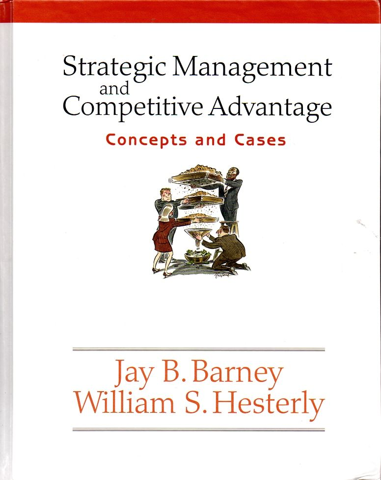 strategy strategic management and competitive advantage