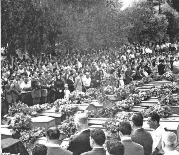 El-Halia 20 aout 1955