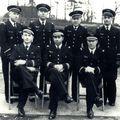 Les personnels (c.p.s.g) et mecaniciens au sol d'elvington