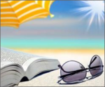 lecture de plage
