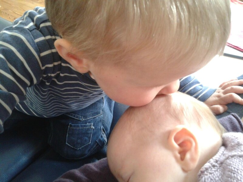 Brodi Broda-frère et soeur-cadeau personnalisé enfanrs
