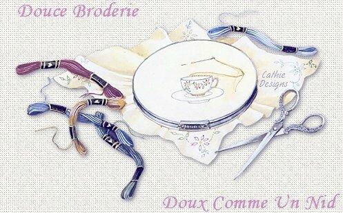 Douce Broderie AB1