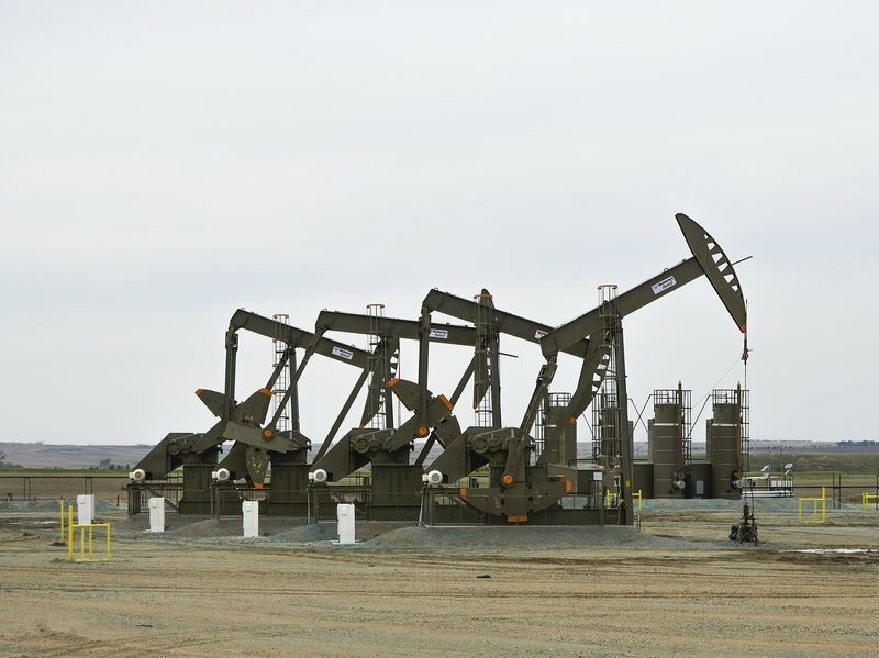 Photo-pompe-pétrole-Bakken-Dakota