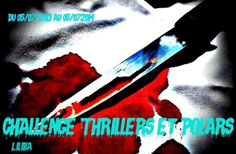 0 Challenge Thrillers & Polars 2014 Liliba