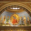 Peinture de l'abside