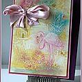 Three cards for crafty individuals/ trois cartes pour ma dt... et petit rappel pour ce week-end!