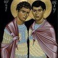Saints Serge et Bacchus 3