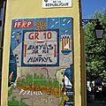 De banyuls à l'hospitalet près l'andorre