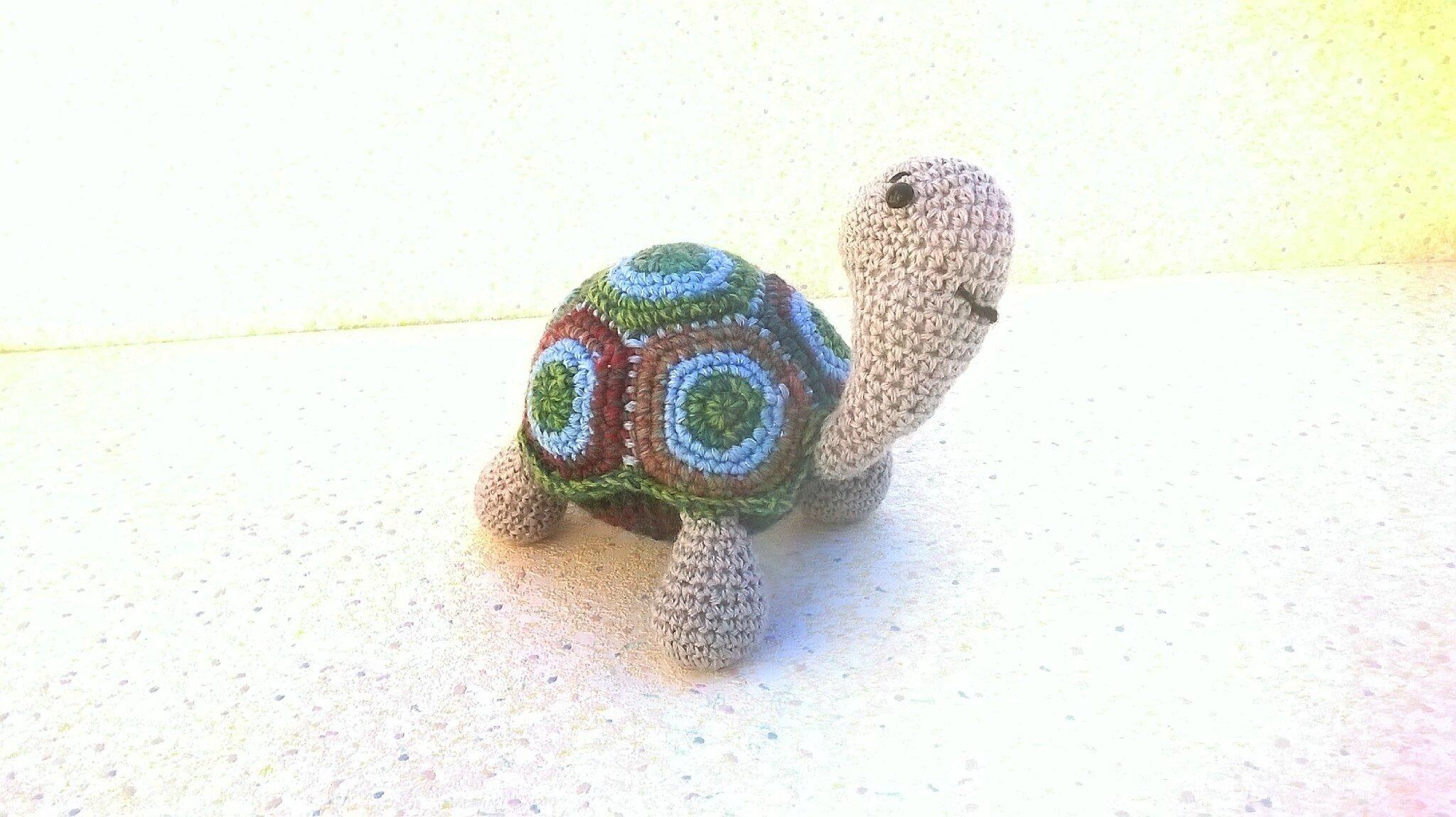 G raldine la tortue verte bleu et rouge les - Prenom geraldine ...