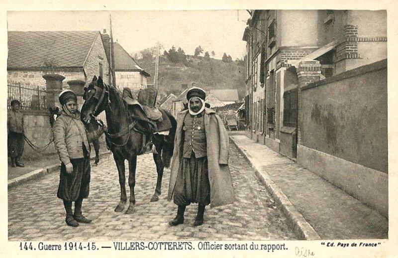Villers-Cotterets officier