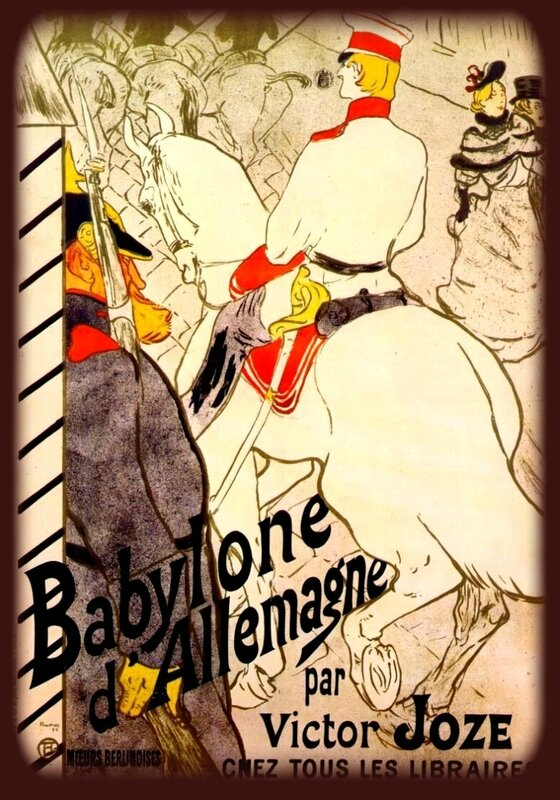 Lautrec_babylone_d'allemagne_(poster_for_'the_german_babylon')_1894