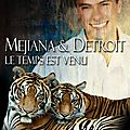 When the moon is full - tome 2 - mejiana & detroit, le temps est venu.