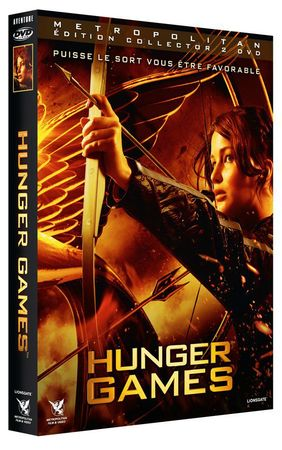 Hunger Games DVD Collector