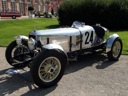 INVICTA High Chassis Competition 1929 Classic Gala de Schwetzingen 2010 1
