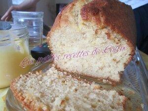 Gâteau au jus coco tropical40