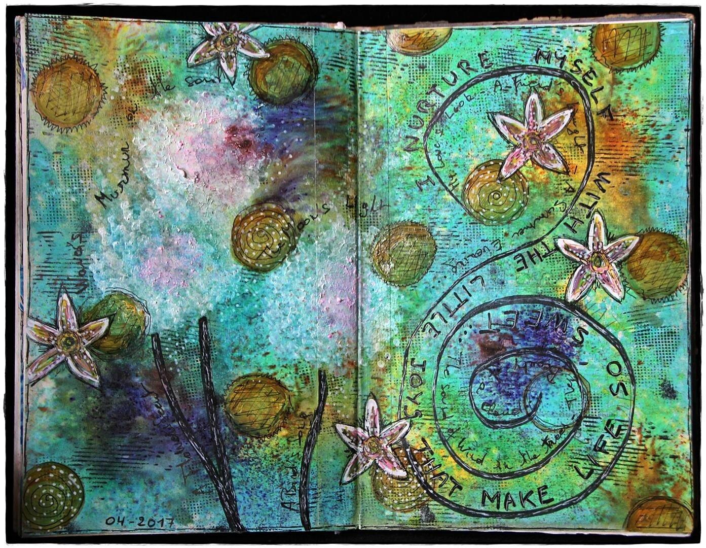 Mon livre Wanderlust - 4