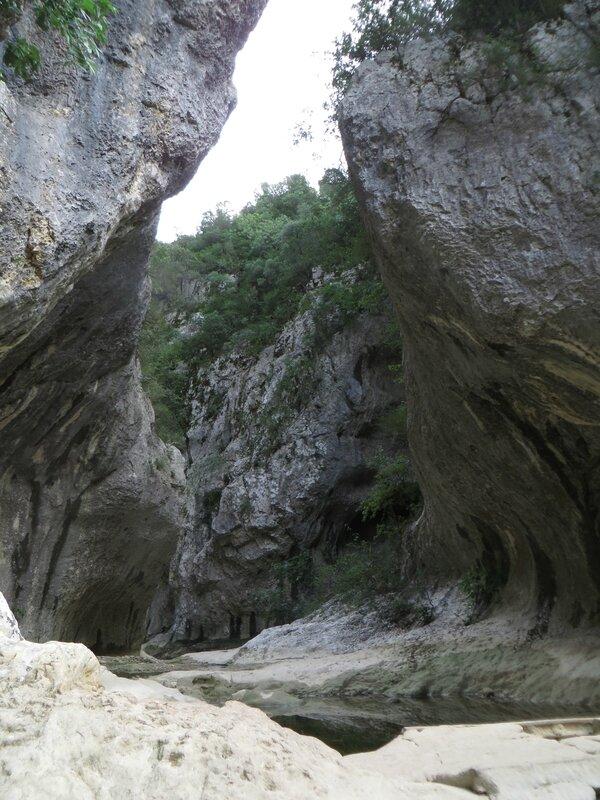 Canyon de Lussan