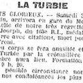 Petit nicois 26 décembre 1922