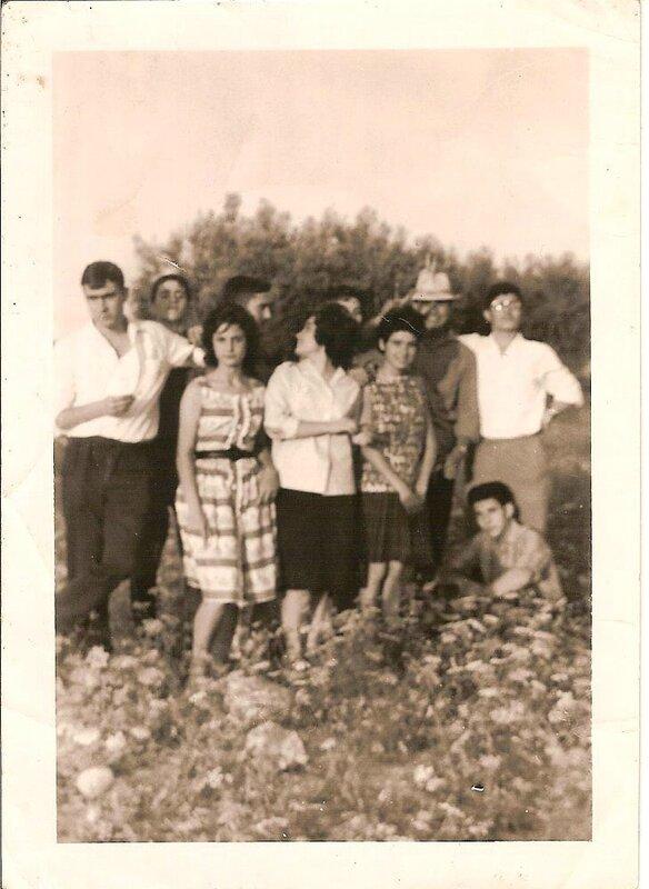 1957 Perrégaux les Castors Pierre SAFRAS à droite