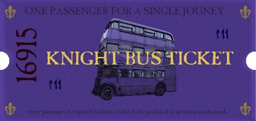 knight bus ticket 2