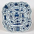18th century worcester blue and white chinoiszerie @ lyon & turnbull