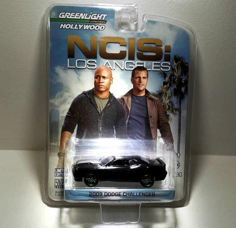 Dodge Challenger de 2009 (NCIS Los Angeles) Greenlight