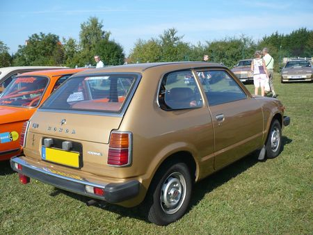 HONDA Civic hondamatic 1978 Hambach (2)