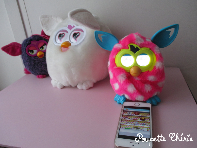 Furby Boom Application 16