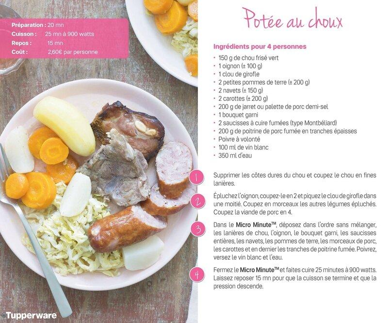 Joue de boeuf la bourguignone au micro minute - Joue de porc en cocotte minute ...