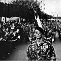 La bataille d'alger, film de gillo pontecorvo (1966)