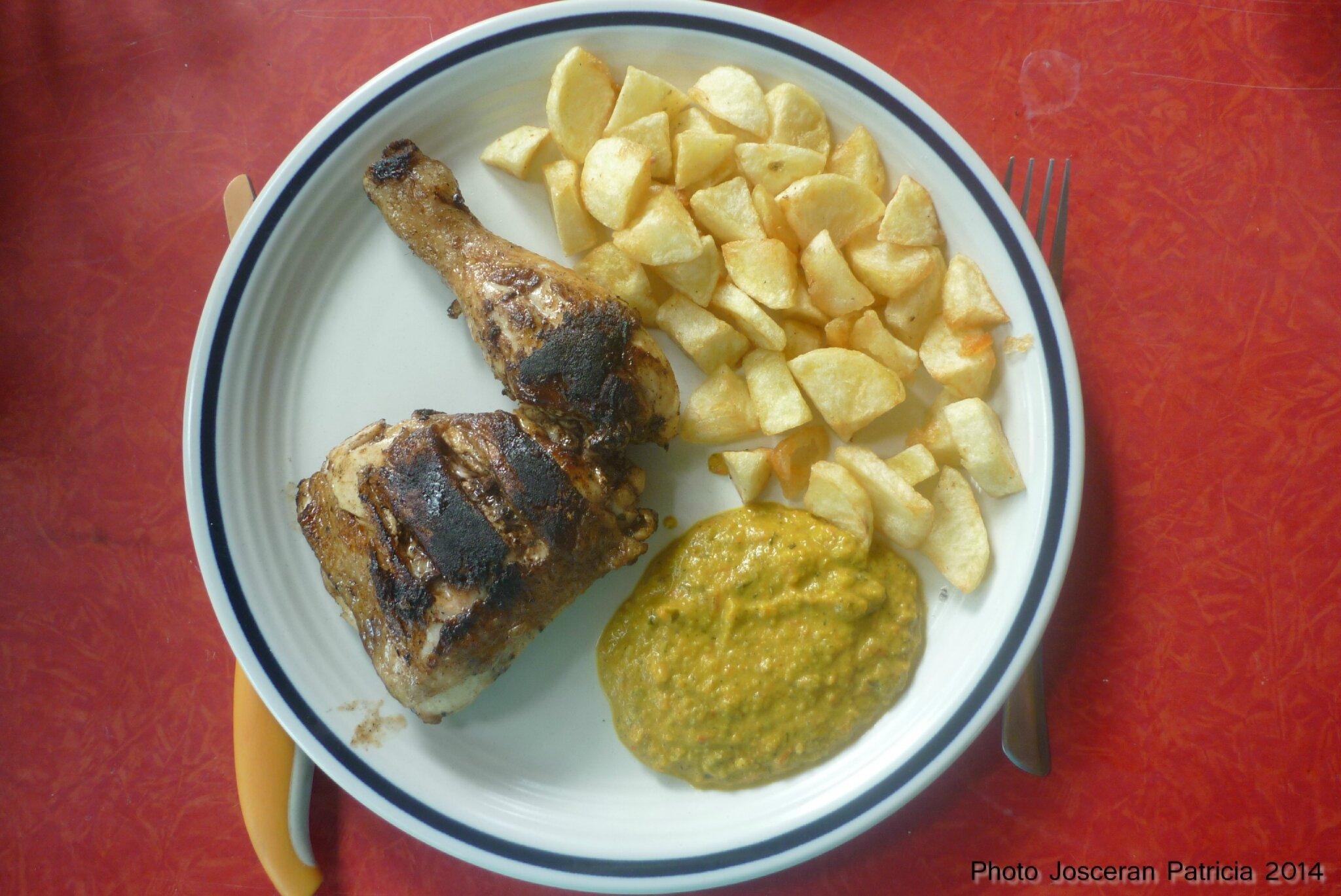 idées repas barbecue - * briko & déko fait maison *