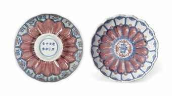 an_underglaze_blue_and_copper_red_lotus_dish_kangxi_mark_and_of_the_pe_d5624058h