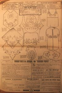 Dessins piqués n° 307 - 15 avril 1926 (11)