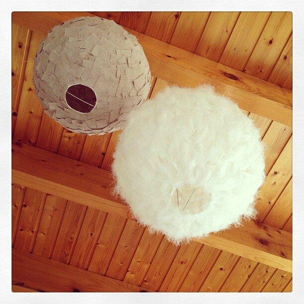 diy du week end personnaliser une boule chinoise mon shop vintage. Black Bedroom Furniture Sets. Home Design Ideas