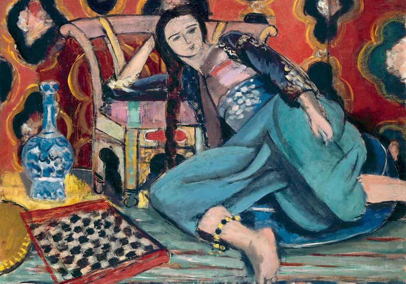What Is The Title Of Henri Matisse S Most Famous Painting