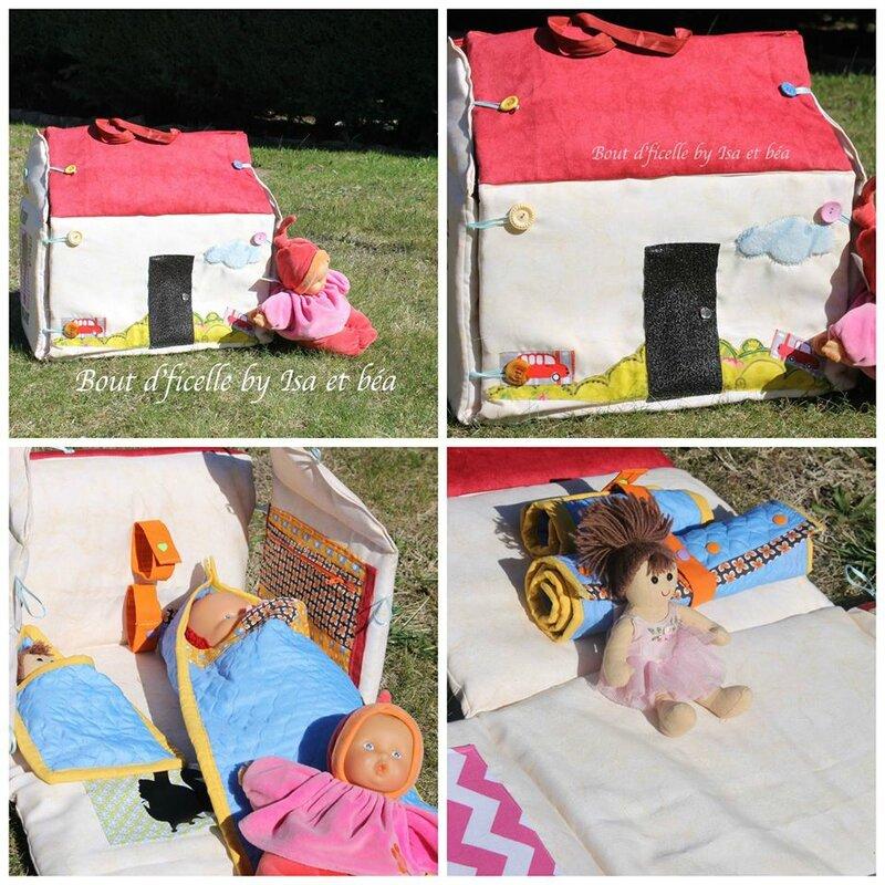 la maison de poupées by isa