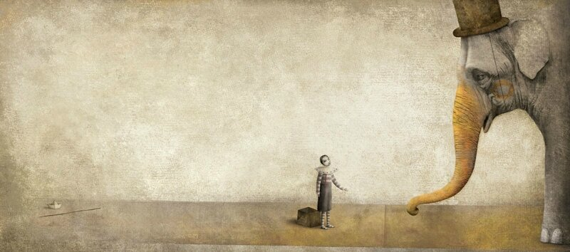 Gabriel Pacheco 1973 - Mexican Surrealist Visionary painter - Tutt'Art@ (31)