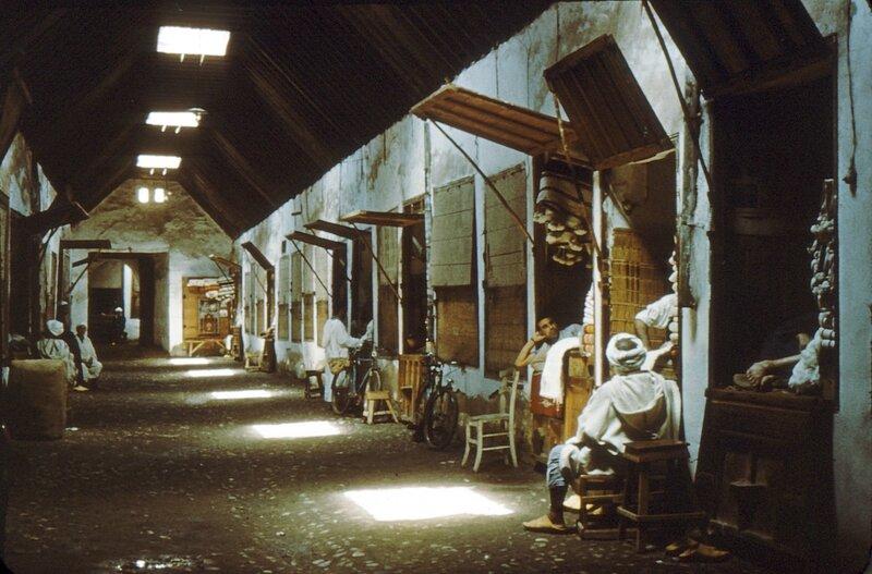 8-MRK, Souk, la kissaria 1958