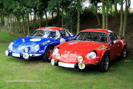 Alpine duo