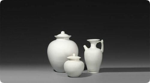 Private collection of early Chinese White Wares continues Lally's tradition of exhibiting only the very best