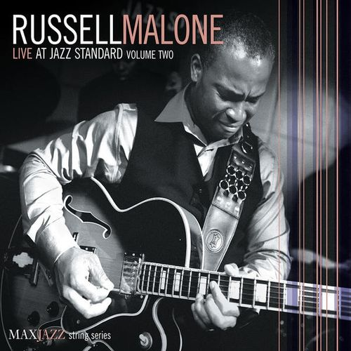 Russell Malone - 2007 - Live at jazz standard vol