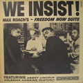 Max Roach - 1960 - We Insist! Freedom Now Suite (Candid)
