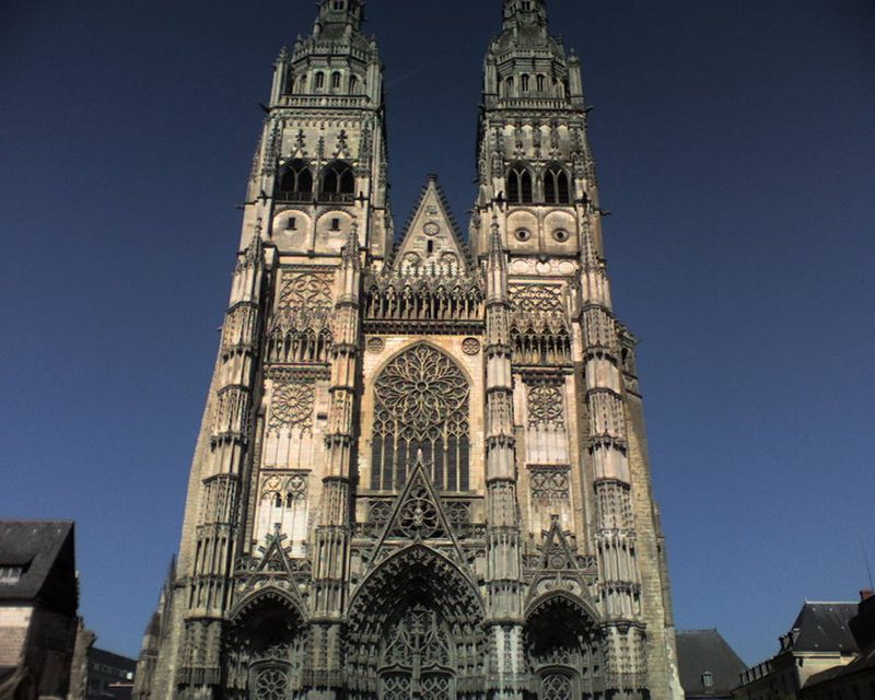 Cathedrale de Tours -0906